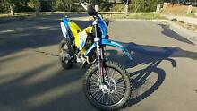 Husaberg 2008 550fe Werribee Wyndham Area Preview