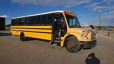 2006 Thomas C2 Conventiinal School Bus w/ C7 Caterpillar engine.
