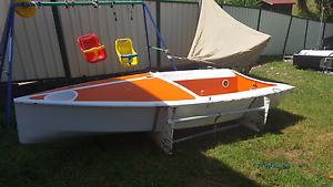 Cherub sailing skiff dinghy Wollongong Wollongong Area Preview