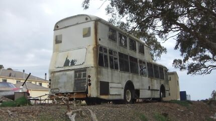 OLD Double decker BUS Gympie Gympie Area Preview