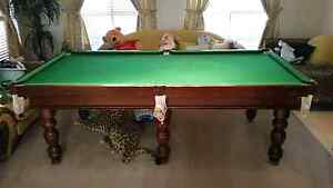 Pool/Billiard Table 8ft Deer Park Brimbank Area Preview
