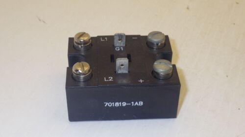 CRYDOM 701819-1AB POWER CUBE RECTIFIER