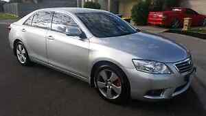 2011 TOYOTA AURION PRODIGY WITH ROAD WORTHY AND REG Braybrook Maribyrnong Area Preview