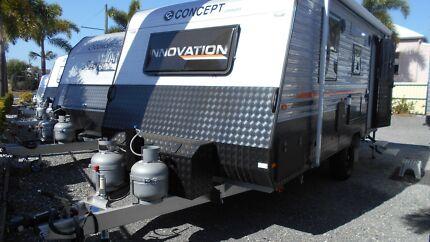 2017 Concept Innovation 550R Capricorn Series