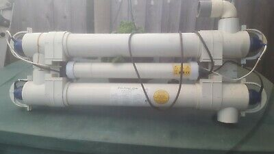 Pond uv clarifier used