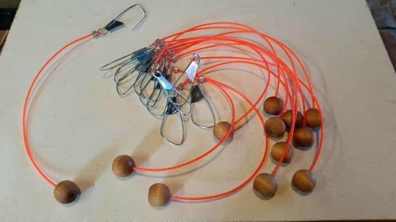 Fish Ballz Live well Floating Stringers  Set of 12