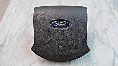 Oem 08 09 Ford Taurus Drivers Side Steering Wheel Airbag Assembly Dusk Gray