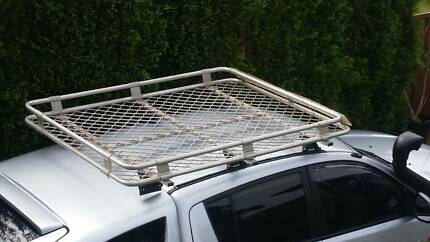 Full Cage Alloy Roof Rack Blacktown Blacktown Area Preview