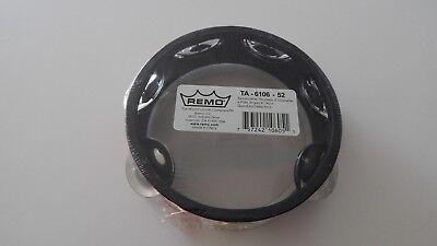 Remo TA-6106-52 Tambourine, Headless, 6