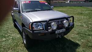 2004 Nissan Navara Ute Long Jetty Wyong Area Preview