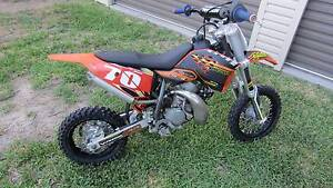 KTM SX 50 2014 Maryland Newcastle Area Preview