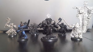 Warhammer 40k space marines marneus calgar plus honour guard Nowra Nowra-Bomaderry Preview