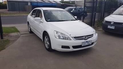 2005 Honda Accord VTI Sedan AUTO LOW KMS Williamstown North Hobsons Bay Area Preview
