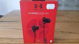 Under Armour Sport Wireless Headphones Hoppers Crossing Wyndham Area Preview