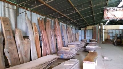 Timber slabs - huge variety - Go Natural Timbers