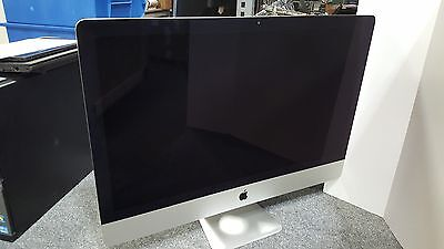 "Apple iMac A1419 27"" MF125LL/A Late 2013 i7-4771 3.5GHz 3TB HDD 8GB GTX 775M"