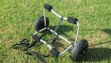 Aluminium Kayak or Canoe Trolly, Used, but still in Excellent Con Davistown Gosford Area Preview