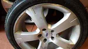 Ford xr 6 mag wheels Maryland Newcastle Area Preview