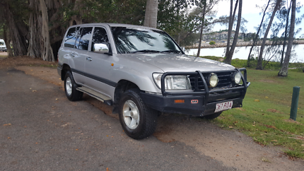TOYOTA LANDCRUISER GXL PRICE REDUCED ! MUST SELL $13000