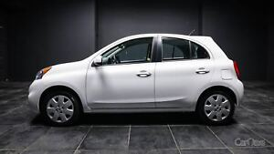 2015 Nissan Micra SV HANDS FREE! AUX READY! KEYLESS ENTRY!