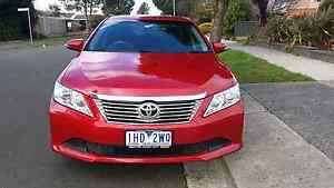 2013 Aurion with 3 Years Warranty, long rego, RWC Rowville Knox Area Preview