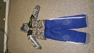 Boys winter jacket and ski pants