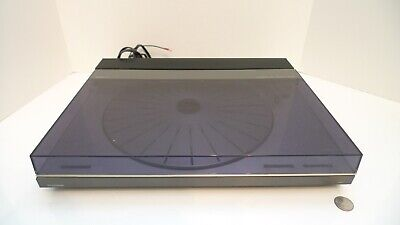 Bang Olufsen B&O Beogram 5913 Turntable Record Player Tested WORKS GREAT RARE !!