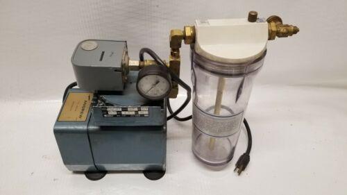 Gast Vacuum Pump Andrew 40525A Dehydrator