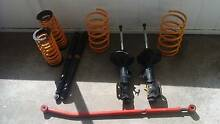 VS Commodore SSL lowered king springs full kit with shocks v6 vr Toukley Wyong Area Preview