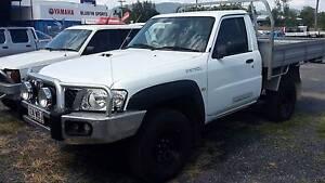 2008 Nissan Patrol Ute $98 p.w Berserker Rockhampton City Preview