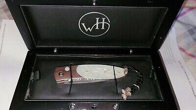 Ultra Rare William Henry Jolly Roger Pocket Knife 8/25!!