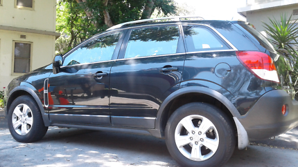 2010 Holden Captiva, Low KMs !!