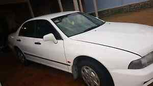 Mitsubishi Magna 1998 Fingal Bay Port Stephens Area Preview