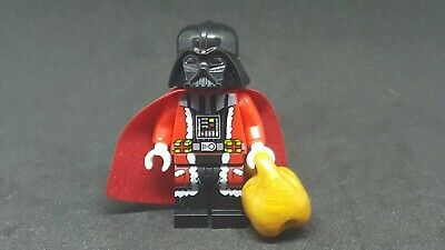Custom Lego Star Wars Advent Calender Christmas Darth Vader Minifigure