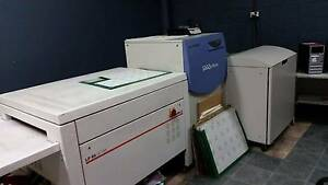 Printing. CTP Machine & RIP .... COMPLETE Banyo Brisbane North East Preview