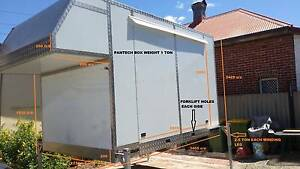 PANTECH BOX REMOVABLE West Perth Perth City Area Preview