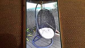Gorgeous egg chair with cushion Marshall Geelong City Preview