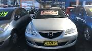 2005 Mazda 6 Sedan ! Fully Serviced & Inspected ! Low Kms ! Granville Parramatta Area Preview