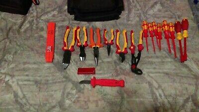 Klein Tool Belt Used Wiha Tools Insulated Used