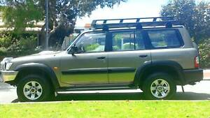 Nissan Patrol Turbo Diesel Manual 2003