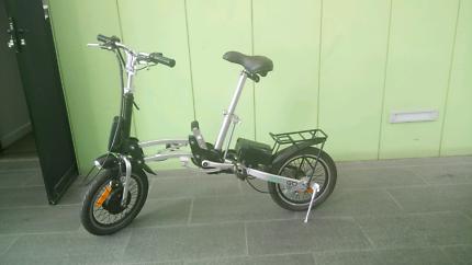 Eco-Go Electric Bike