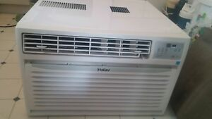 Haier 12000 BTU air conditioner $275.00