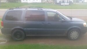 2005 Chevrolet Uplander for parts or repair $1000obo