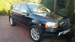 2008 Volvo XC90 Wagon Reid North Canberra Preview