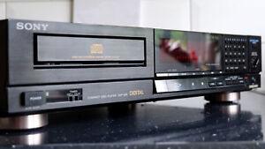 SONY CDP 950 Tube (Valve) CD Player - TDA 1541 in NOS mode + Bluetooth Aptx 4.2