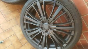 20x8 wheels and tires suit ford au onwards