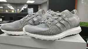 Adidas King Push Pusha T Eqt support grey stone primeknit pk 10.5 Newington Auburn Area Preview