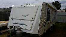 Roma Soverign Caravan Kalgoorlie 6430 Kalgoorlie Area Preview