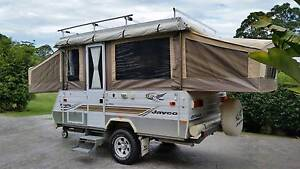 Jayco Eagle Outback 2006 Tomerong Shoalhaven Area Preview