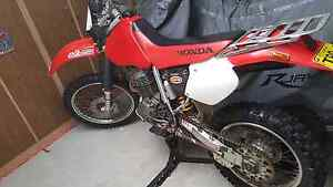 Honda XR400R Berowra Hornsby Area Preview